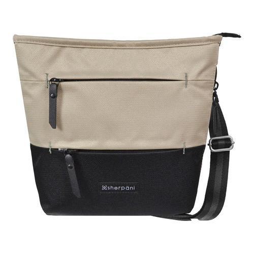 0343108e8 Shop Women's Sherpani Sadie Recycled Cross Body Bag Dune - Free Shipping  Today - Overstock - 16953333