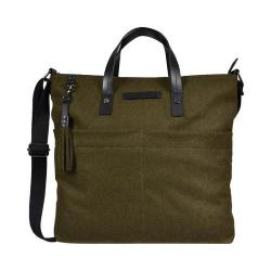 Women's Sherpani Faith Ethos Wool Satchel Loden