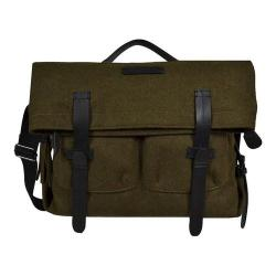 Women's Sherpani Petra Ethos Wool Messenger Bag Loden