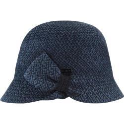 Women's Betmar Emelia Bucket Hat Navy Multi