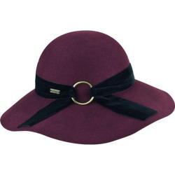 Women's Betmar Wharton Floppy Hat Cranberry