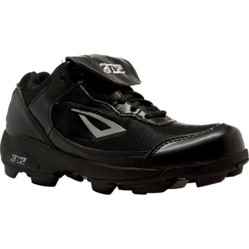 Children's 3N2 Rookie Elite Baseball Cleat Black Synthtic...