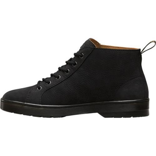 Men's Dr. Martens Coburg 6 Eye LTT Boot Black Slippery Waterproof Nubuck  Leather - Free Shipping Today - Overstock.com - 23278038