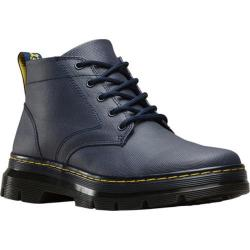 Dr. Martens Bonny 6 Eye Chukka Boot Indigo Waxy Coated Canvas