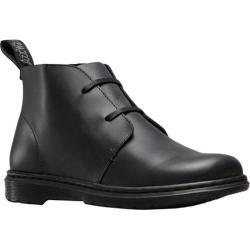 Women's Dr. Martens Cynthia Chukka Boot Black New Oily Illusion Full Grain Leather