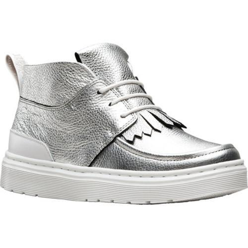 Dr. Martens Jemima Kiltie Metallic Leather Chukka