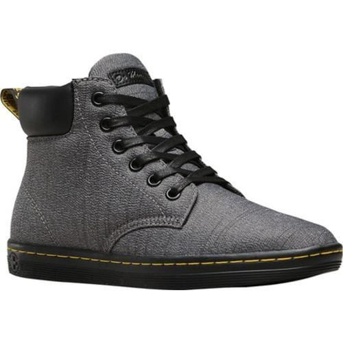 Women's Dr. Martens Maelly Padded Collar Boot Mid Grey Serge Twill
