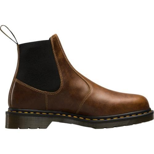 179fbcd7bf5 Men's Dr. Martens Hardy Chelsea Boot Butterscotch Orleans Textured Waxy  Leather