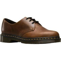 Dr. Martens 1461 3-Eye Shoe Butterscotch Orleans Textured Wavy Leather