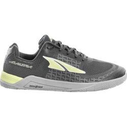 Women's Altra Footwear HIIT XT Cross Training Shoe Grey/Lime