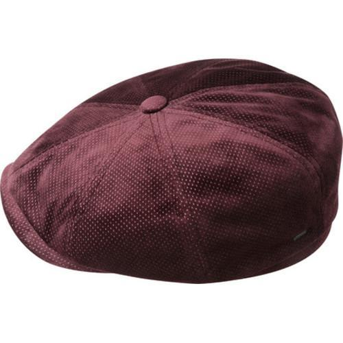 Shop Men s Bailey of Hollywood Wyman Newsboy Cap 25480 Burgundy - Free  Shipping Today - Overstock.com - 16932637 9f6e138186a