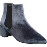 Women's Fergie Footwear Sandy Bootie Blue Velvet