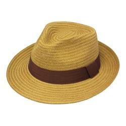 Henschel Fedora 3718 Hat Wheat