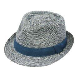 Henschel Fedora 3913 Hat Blue
