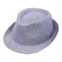 Henschel Fedora 3928 Hat Blue|https://ak1.ostkcdn.com/images/products/192/618/P23290110.jpg?impolicy=medium