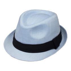 Henschel Fedora 3934 Hat Blue