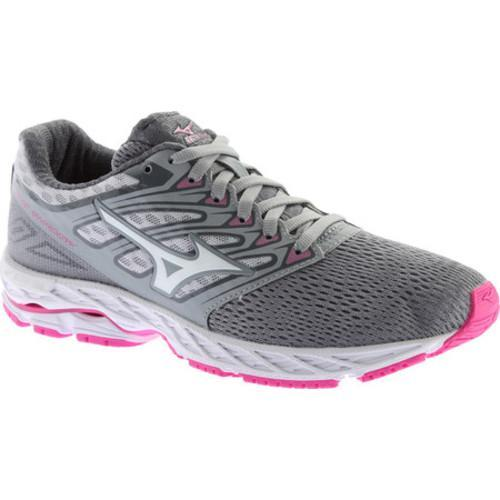 Shop Women s Mizuno Wave Shadow Running Shoe Griffin White Electric - Free  Shipping Today - Overstock - 17009225 0e44f1832