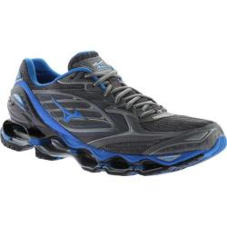 Men's Mizuno Wave Prophecy 6 Running Shoe Griffin/Directoire Blue/Asphalt