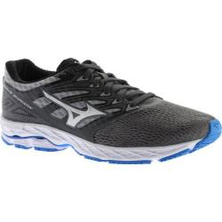 Men's Mizuno Wave Shadow Running Shoe Iron Gate/Silver/Blue Jewel