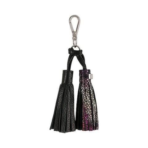 Women's Lodis Sara Tassel Key Fob with Charging Cable Multi