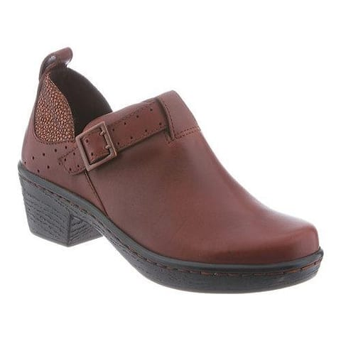 Klogs USA Women's Odyssey Clogs Mustang With Copper