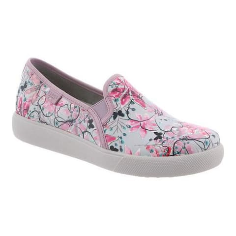 Klogs Reyes Womens Shoes Graphic Floral Patent