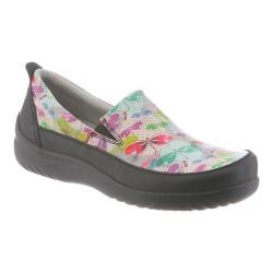 Women's Klogs Ashbury Clog Spring Dragonfly Patent Leather