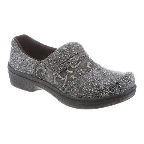 Klogs Cardiff Womens Clog Shoes Black