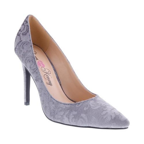 Penny Loves Kenny Opus Baroque Cut Pointed Toe Pump (Women's)