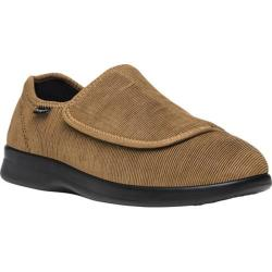 Men's Propet Cush N Foot Slate Corduroy/Neoprene