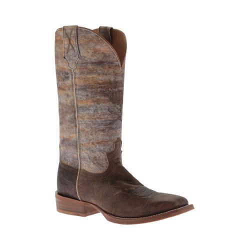 Men's Twisted X Boots MRS0047 Ruffstock Cowboy Boot Distressed Crazy  Horse/