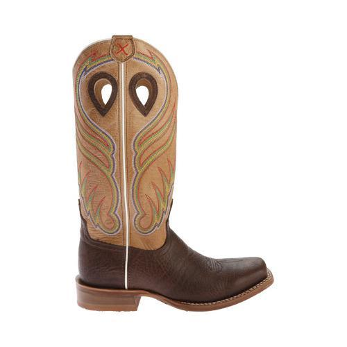 Men's Twisted X Boots MRSL032 Gold Buckle Cowboy Boot Crazy Horse Shoulder/Crystal  Leather - Free Shipping Today - Overstock.com - 23312706