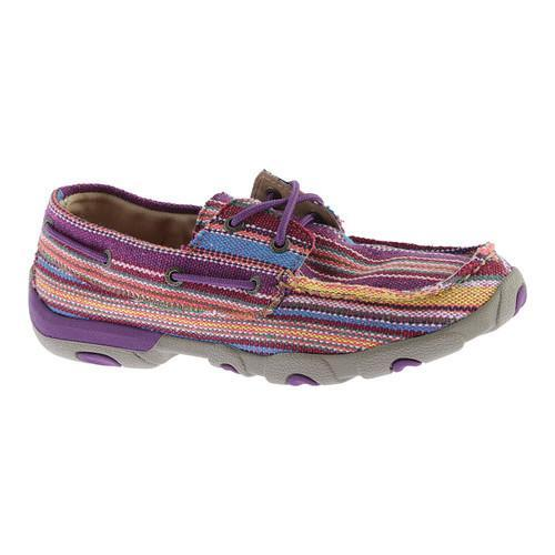 Twisted X Boots WDM0047 Boat Shoe (Women's)