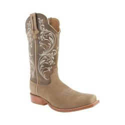 Women's Twisted X Boots WRR0003 Red River Dusty Tan/Bomber Leather