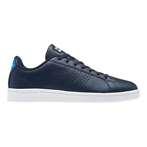 27818a7c226281 Shop Men s adidas NEO Cloudfoam Advantage Clean Court Shoe Collegiate  Navy Collegiate Navy Blue - Free Shipping Today - Overstock - 17042005