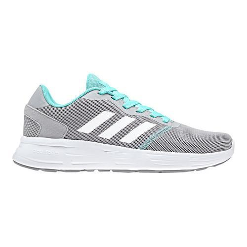 Shop Women s adidas NEO Cloudfoam Revolver Running Shoe Grey Two F17 FTWR  White Energy Aqua F17 - Free Shipping On Orders Over  45 - Overstock -  17042014 6305d4d479