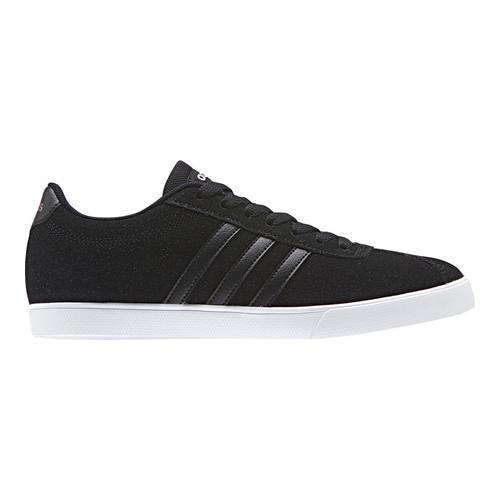 ... Women's Athletic Shoes. Women's adidas NEO Courtset Sneaker Core  Black/Core Black/Copper
