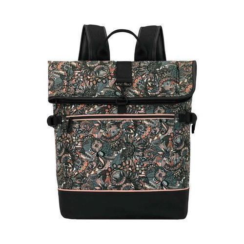 d1cede894 Shop Women's Sakroots New Adventure Explorer Roll Top Backpack Sienna  Spirit Desert - Free Shipping Today - Overstock - 17042137