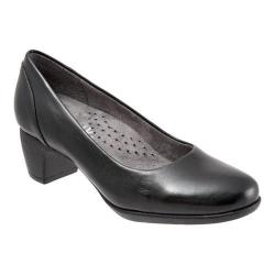 Women's SoftWalk Imperial Pump Black Leather