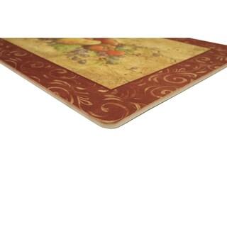 """Mohawk Comfort Mat Fruit Landscape (1'6x2'6) - 1'6"""" x 2'6"""""""