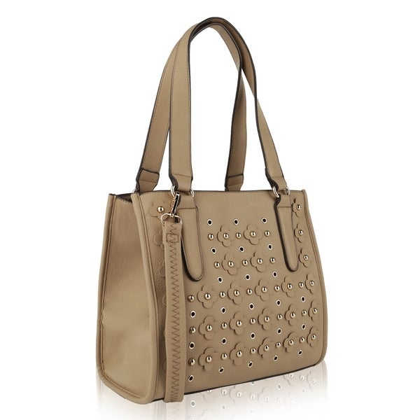 093730a5960e Shop MKF Collection by Mia K. Farrow Kimora Satchel Handbag - Free ...