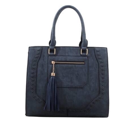 MKF Collection Mia Sophisticated Handbag by Mia K.