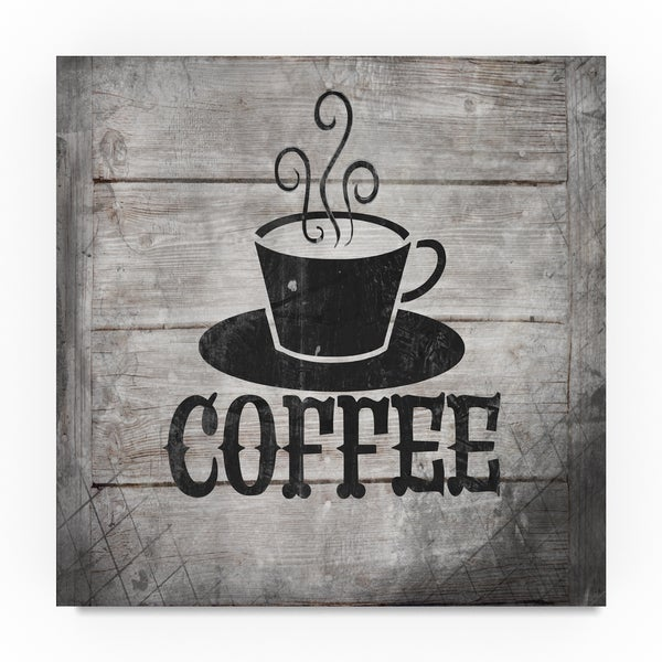 Shop Lightboxjournal Coffee Cup Canvas Art On Sale Free