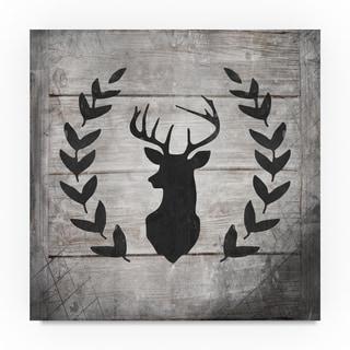 Lightboxjournal 'Farm Fresh Deer' Canvas Art