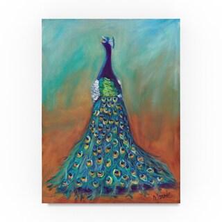 Marnie Bourque 'Mysterious Ways' Canvas Art