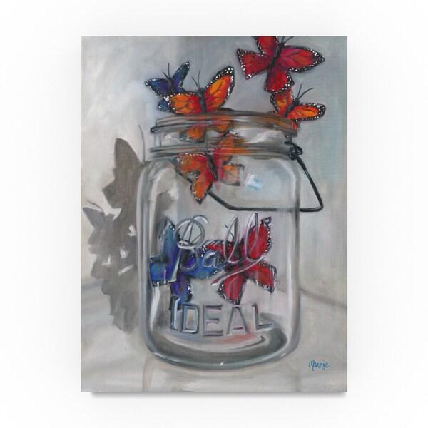 Shop Marnie Bourque Jar Of Hope Canvas Art On Sale