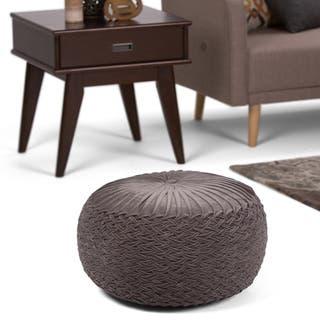 Fine Buy Velvet Pouf Ottomans Storage Ottomans Online At Inzonedesignstudio Interior Chair Design Inzonedesignstudiocom
