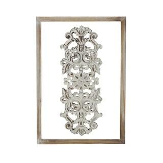 RESIN MDF WALL PLAQUE