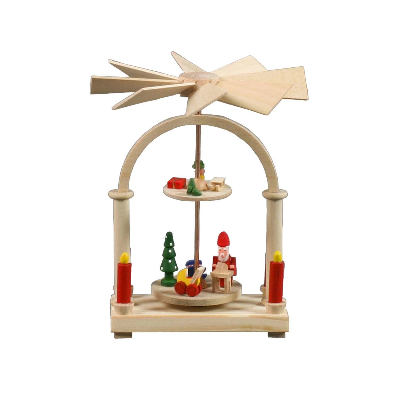 Alexander Taron Dregeno Mini Pyramid - Santa with Toys - ...