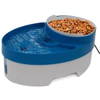 Paws & Pals 3-in-1 Fountain Bowl and Water Filters for Dog and Cats